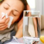 Parents most at risk for colds and flu