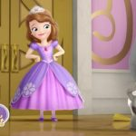 Sofia the First adored by little girls!