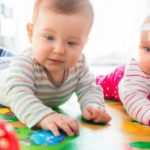 Important stages of babies at play