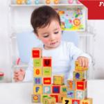 Fisher-Price Alphabet Blocks