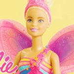 Barbie™ Dreamtopia Flying Wings fairy doll lets playtime take off…