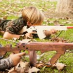 Should children play with toy guns?