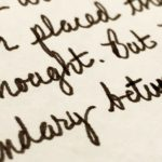 Cursive writing – Is it still necessary?