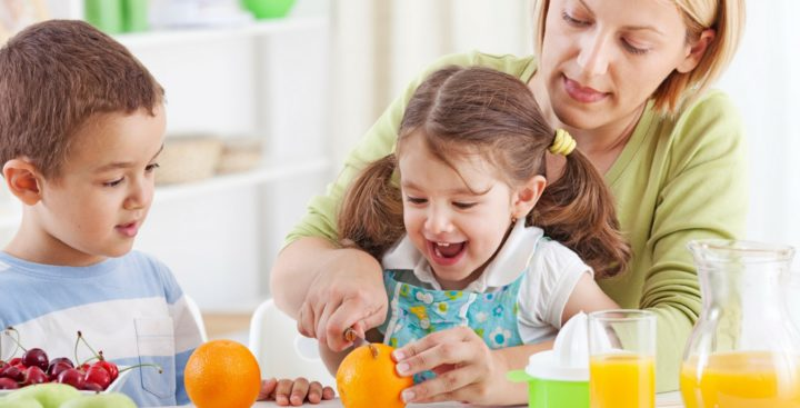 Food's influence on childhood behaviour and learning