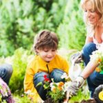 Gardening with your children