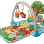 Little friendlies glow & giggle playmat