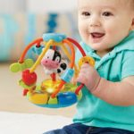 Review: Vtech Baby Little Friendlies Shake & Roll Busy Ball