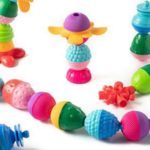 Lalaboom - 5 in 1 educational beads range