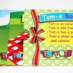 Review: Toptots Tom-e Books