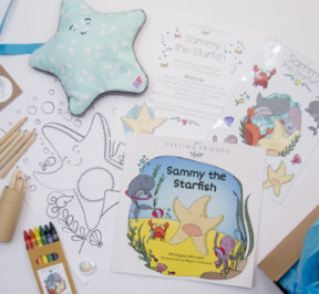 Review: My Feeling Friends - Sammy the Starfish