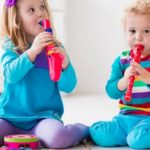Why is music important to the development of children?