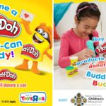Play-Doh and Toys r Us partner to share the joy…