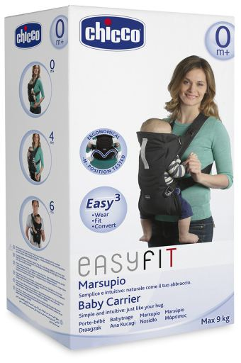 Review Chicco Easyfit Baby Carrier Parenting Hub