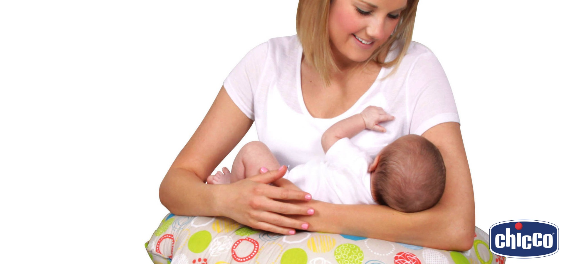 Chicco Boppy Tummy Time Pillow