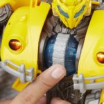 Inspire kids to BE MORE with Transformers Bumblebee!