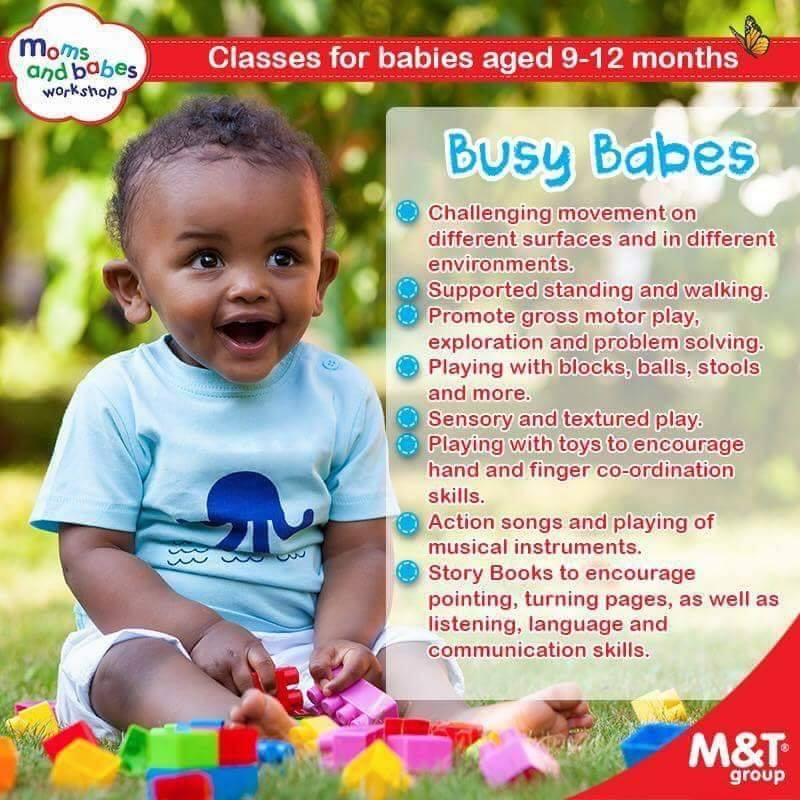Busy Babes – Parenting Hub