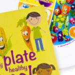 About the TopTots Healthy Plate, Healthy Me