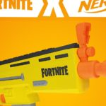 INTRODUCING NERF FORTNITE - THE ONLY WAY TO PLAY FORTNITE…