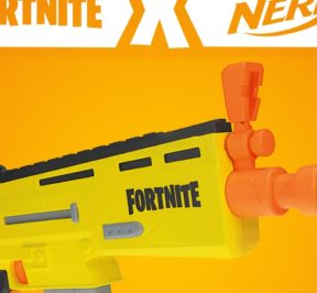 INTRODUCING NERF FORTNITE - THE ONLY WAY TO…