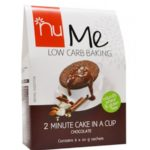 Review: nu me cake in a cup mix