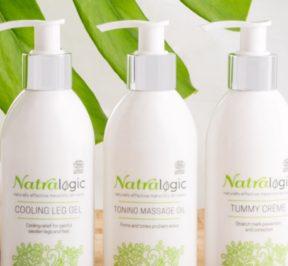 Review: Natralogic - Maternity Skincare Range