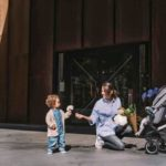 Top tips for travelling with a stroller