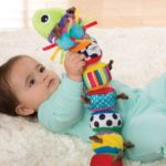 How to boost baby's development with appropriate toys