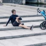 Keep fit during lockdown with your baby and stroller
