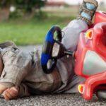 Preventing falls in children