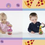 Chicco Baby Senses Candy Cupcake and Baby Senses Ciro Pizza…