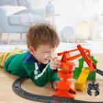 Introducing the Thomas & Friends™ Cassia Crane & Cargo Set