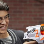 Introducing the ultimate in Nerf Dart Blasting