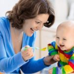 Top tips to encourage babies and toddlers to eat their fruit and vegetables