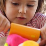 Back to school fun with Play-Doh