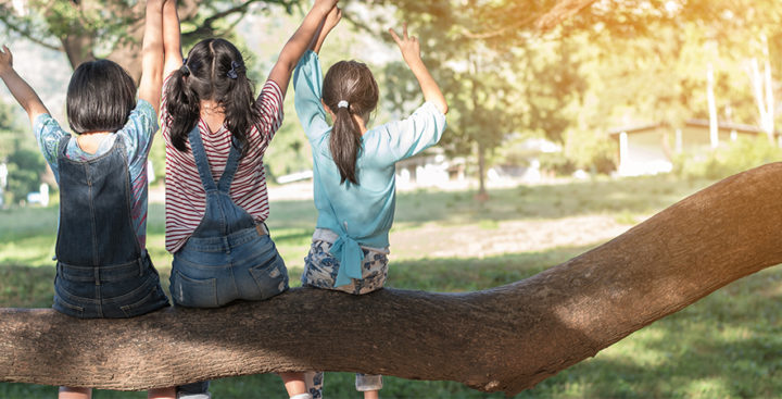 Why Unstructured Play Is Serious Business
