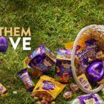 Enjoy an Eggciting New Range of #CadburyEasterEggs to Hide With…