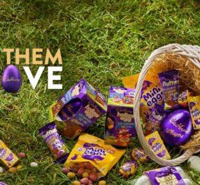 Enjoy an Eggciting New Range of #CadburyEasterEggs to…