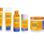 Cantu launches new Flaxseed range