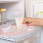 How to build up your breast milk stash!