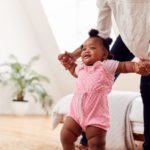 Baby's physical milestones for every age