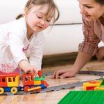 Children's games that help development