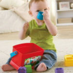 Fisher Price: Baby's First Blocks & Rock-a-Stack™