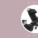 We Black Travel System – Stroller, car seat & carry…