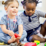Why socialising your child is important